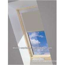 2015 good quality roof skylight roller blind