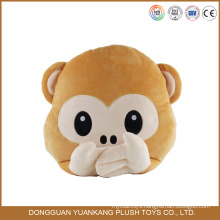 factory directly plush emoticons pillow