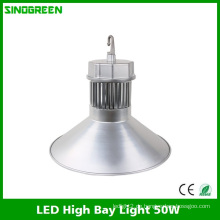 Heiße Verkäufe Ce RoHS COB LED hohe Bucht-Licht 50W