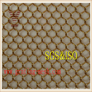 Chain Link Metal Mesh Curtain for Sale