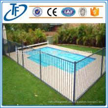 Valla de seguridad para piscina desmontable