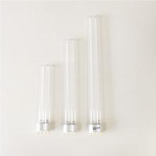 Tubo germicida tipo H sin ozono 17mm UV-C esterilizador luz 36W 55W 60W 95W lámparas UV para piscina