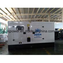 Générateur diesel silencieux alimenté par Cummins Engine (25kVA-250kVA)