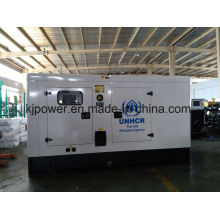 Silent Diesel Generator Powered by Cummins Engine (25kVA-250kVA)