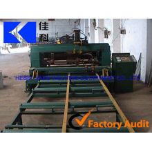 two point steel grating welding floor grater machine