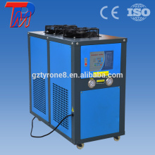 Hot type with condenser and water tank air chiller unit