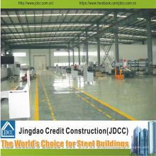 Estructura de acero y almacén de estructura de acero de bajo costo