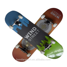 Hot seller barato 8 inch chinate maple skates para distribuição.