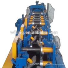 CZ Purlin Interchangable Roll formando máquina