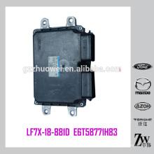 Herramientas de diagnóstico Mazda MZ NUEVO motor moudle unidad de control LE7X-18-881D, ECU E6T58771H83