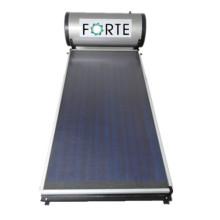Colector solar de la placa plana del tubo de calor 150L