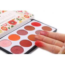 Benutzerdefinierte Private Label Pigment Loose Powder Lidschatten