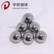 Excellent Precision Good Hardness AISI440c Mirror Polished Magnetic Steel Ball Used for Wheel Bearing, Motorcycle Parts