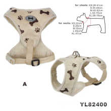 Manufacturer Bone Shape Mesh Dog Harness (YL82400)