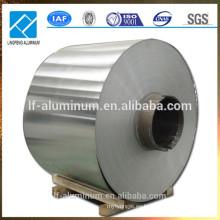 Rollos de bobina de aluminio laminados en caliente o en caliente en stock