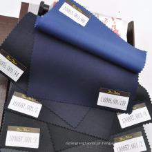 tecido de terno de lã merino costurado italiano 100% da China fornecedor Dino Filarte