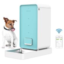 Alimentador de mascotas inalámbrico para teléfonos inteligentes