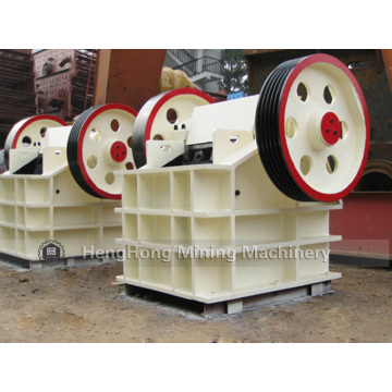 PE250*400 Stone/Stock Jaw Crusher with Diesel Engine
