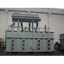 Three phase bridge 35KV toroidal transformer / transformer rectifier unit a