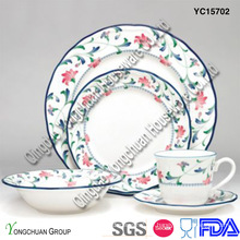 Decorative Porcelain Dinner Set (set of 30)