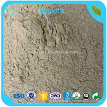 Bauxite calcinée à 85% d'aluminium Al2O3 de qualité réfractaire