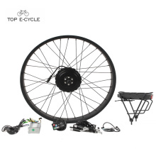 Hummer Fat Tire Electric Bike ebike kit de convección con batería de litio de Samsung