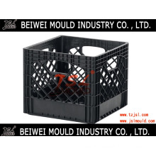 Customized Plastic Injection Milk Crate Mould