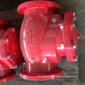 UL/FM 300psi Flanged End Swing Check Valve I (Model No.: XQH-300)
