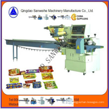 Swsf-450 Horizontal Pillow-Shape Automatic Packing Machine