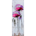 Flower Oil Painting for Wall Decoration