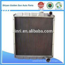 Shannxi auto Delong DZ91125300003 water cooling radiator