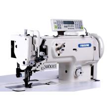 Single Needle Compound Feed Sewing Machine with Side Cutter and Auto Trimmer