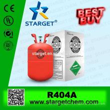 Gaz réfrigérant à haute pureté R404a à bon prix