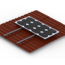 Système de montage de panneau solaire de système d'alimentation solaire de haute qualité 12kw