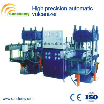 Top Qualified Rubber High Precision Automatic Press