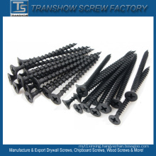 4.2*75 C1022 Hardend Steel Black Drywall Screws