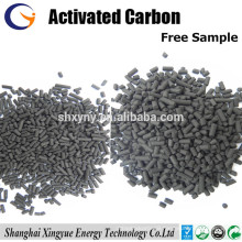 1.5mm,4mm anthracite coal based pellet activated carbon for h2s removal