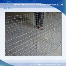 Welded Hesco Gabion Box Factory with ISO