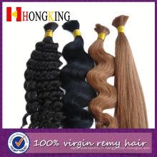 Extension de cheveux en plumes de coq en vrac New Style