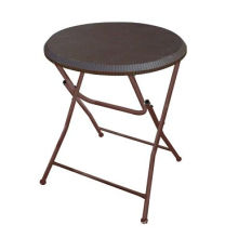 63cm Plastic Small Folding Round Table