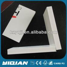 15mm weißes PVC-Schrank-Aufbau-Schaum-Brett