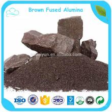 Abrasif fondu brun d'alumine de F16-F220 pour le sablage