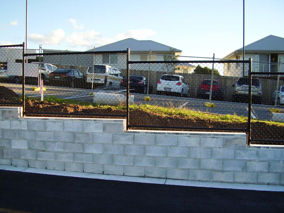 Black-PVC-on-retaining-wall1