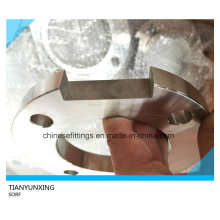 Deslizamiento no estándar en la brida de acero inoxidable personalizada