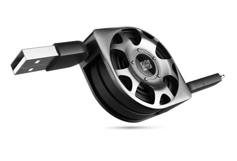 telescopic data line of new wheel model
