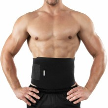 Trimmer cintura cinto de suor para homens e mulheres
