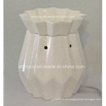 Calentador eléctrico de la lámpara de la fragancia translúcido