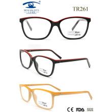 Latest 2015 Cheap High Qulaity Tr90 Eyeglasses (TR261)