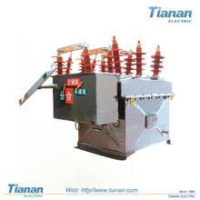 12kv 630A 1250A AC 50Hz GB IEC Vacuum Circuit Breaker / High-Voltage / Outdoor