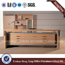 Classic Design Wooden Office Table Manager Desk (HX-6M049)